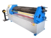 3 Roll Plate Bending Machine, Asymmetrical Type