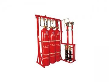 IG541 Inergen Fire Suppression System