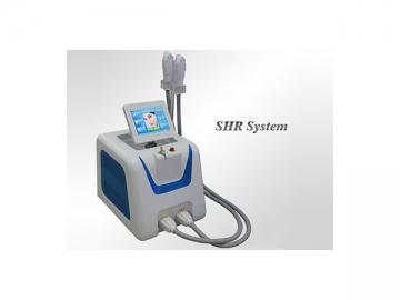 SHR IPL Hair Removal and Skin Rejuvenation Machine, E-angel402B