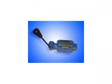 Lever Operated Hydraulic Directional Control Valve