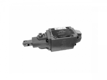 Cam Operated Hydraulic Directional Control Valve