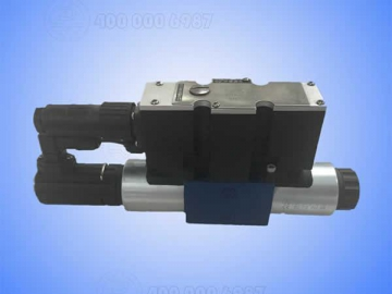 Proportional Directional Valve, Direct Operated with Electrical Position Feedback, HD-4WRE (E)
