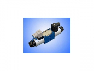 3-Way Proportional Pressure Reducing Valve