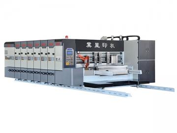 Automatic Printer Slotter Die Cutter, SMYM(K)-G-A