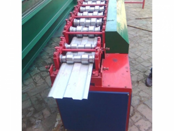 200 Roller Shutter Door Roll Forming Machine