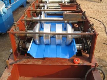 470 Standing Seam Panel Roll Forming Machine