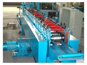Lightweight Steel Stud and Track Roll Forming Machine