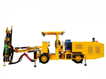Hydraulic Production Drilling Jumbo for Mining CYTC70 (HT72)