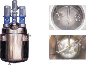 MSF 3-in-1 Multifunctional Reactor