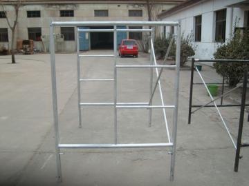 Mason Frame Scaffolding System