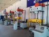 Hydraulic Press for Motorcycle Parts Molding