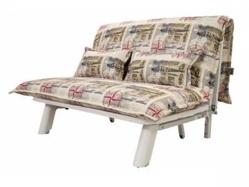 Metal Frame Folding Sofa Bed
