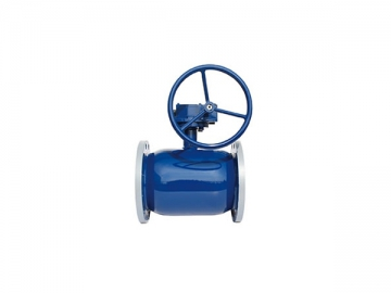 Flanged Floating Ball Valve DN150-DN350