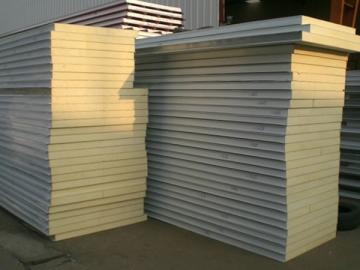 PPGI Steel Sheet Cold Storage Panel