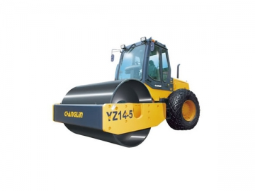 YZ14-5 Single Drum Vibratory Roller