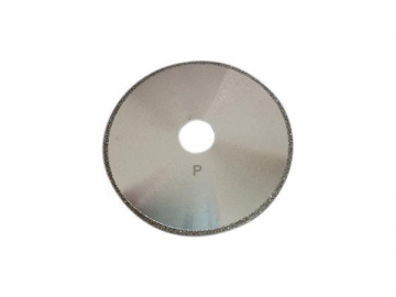 CR100 Diamond Cutting Blade    (Continuous Rim Electroplated Diamond Cutting Blade)
