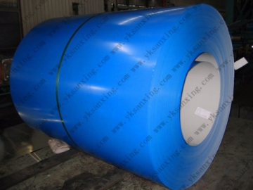 Pre-painted Galvanized Steel Sheets and Coils