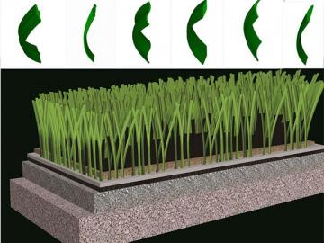 Sports Artificial Grass Yarn