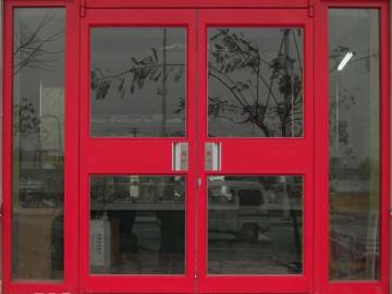 Storefront Doors / Commercial Entrance Doors