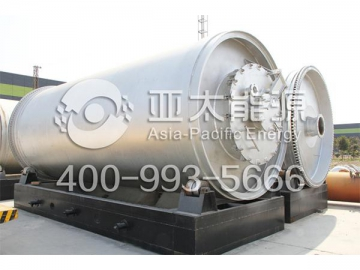 Municipal Solid Waste Processing Equipment