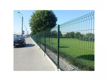 Fence Guard in Russia