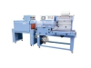 Automatic L-Shaped Sealer and Shrink Tunnel