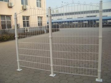 Prestige Wire Mesh Fence