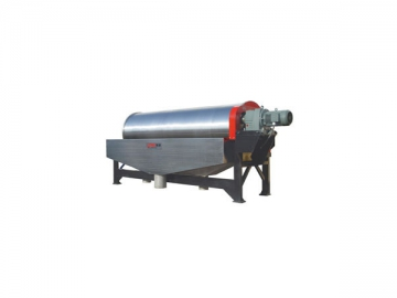 WLIMS Wet Drum Magnetic Separator ( Low Intensity Magnetic Separator )