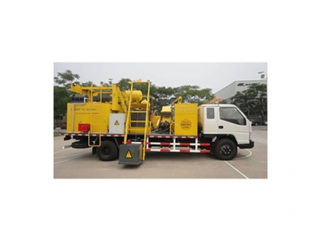 Asphalt Recycling Equipment <small>(Hot-in-place Recycling for Asphalt Pavements)</small>