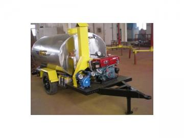 GYLS1500 Semi-automatic Asphalt Distributor