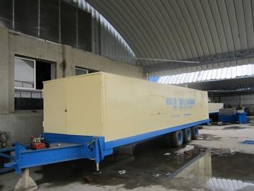 UBM Cold Roll Forming Machine, CS-1000-630
