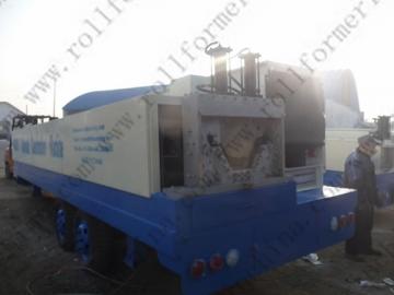 ABM Quick Span / K-Span Roll Forming Machine, CS-1000-700