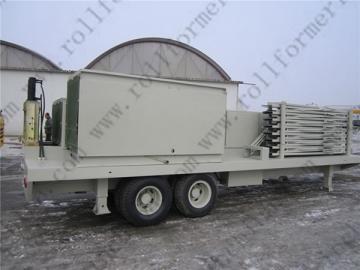 ABM Quick Span / K-Span Roll Forming Machine, CS-914-700