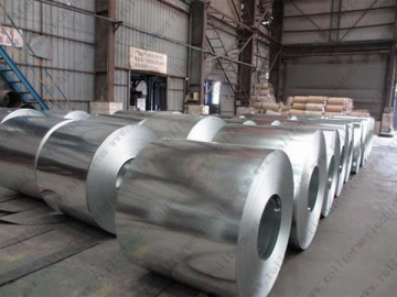Galvanized Steel Sheets and Coils