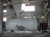 Horizontal Oil Fuel Hot Air Furnace