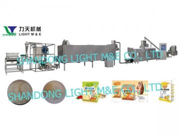 Nutrition Rice Powder Machine