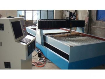 Industrial CNC Plasma Cutting Machine, Table Type