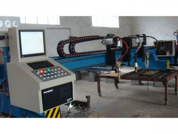 CNC Plasma Cutting Machine, Gas Cutting Machine, Gantry Structure