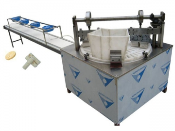 Rice Cake, Crispy Rice Cake, Nutritional Bar Forming Machine