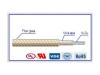AWM 5107 Fiberglass Braid Mica Tape Electric Wire