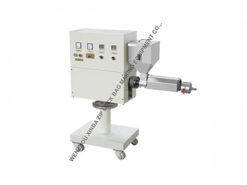 Zipper Tape Extruder for Mini Grip- Seal Bag Use