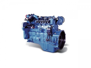 Bus Natural Gas Engine