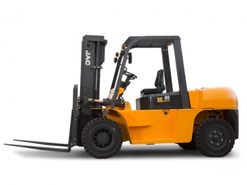 Diesel Forklift (5-7T Forklift Truck, H Series)