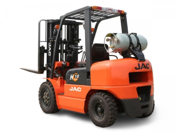 Gasoline LPG Forklift (1-1.8T Forklift Truck, H Series)