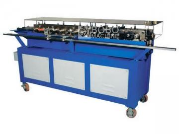Flange Forming Machine
