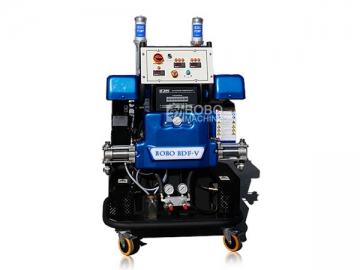 Hydraulic Polyurea Spray Machine BDF-V