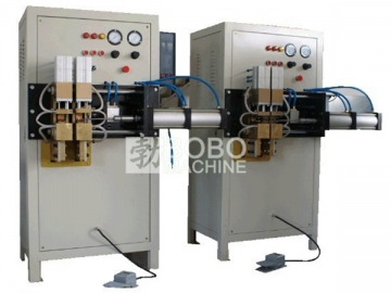 Resistance Welding Machine for Copper and Aluminum Tube