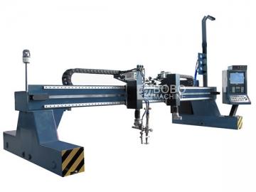 Gantry Type CNC Plasma Cutting Machine