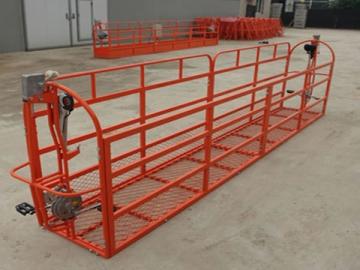 Manual / Foot Pedal Suspended Platform