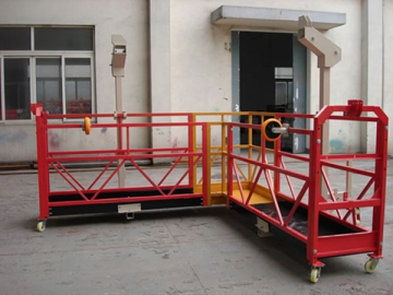 90-degree Platform